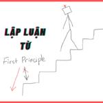 Lập luận từ nguyên lí cơ bản – First Principle Thinking